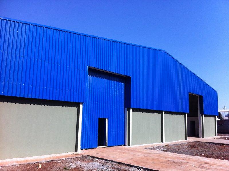 Barracão Industrial - Pq. Bandeirantes