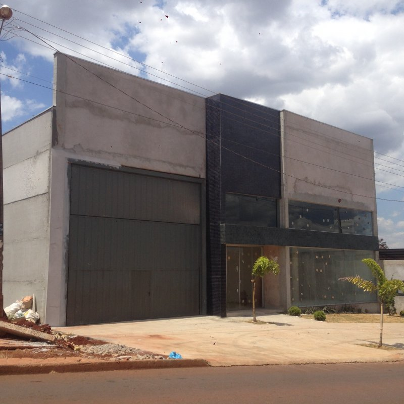 Barracão Contorno Norte - Jd. Andrade